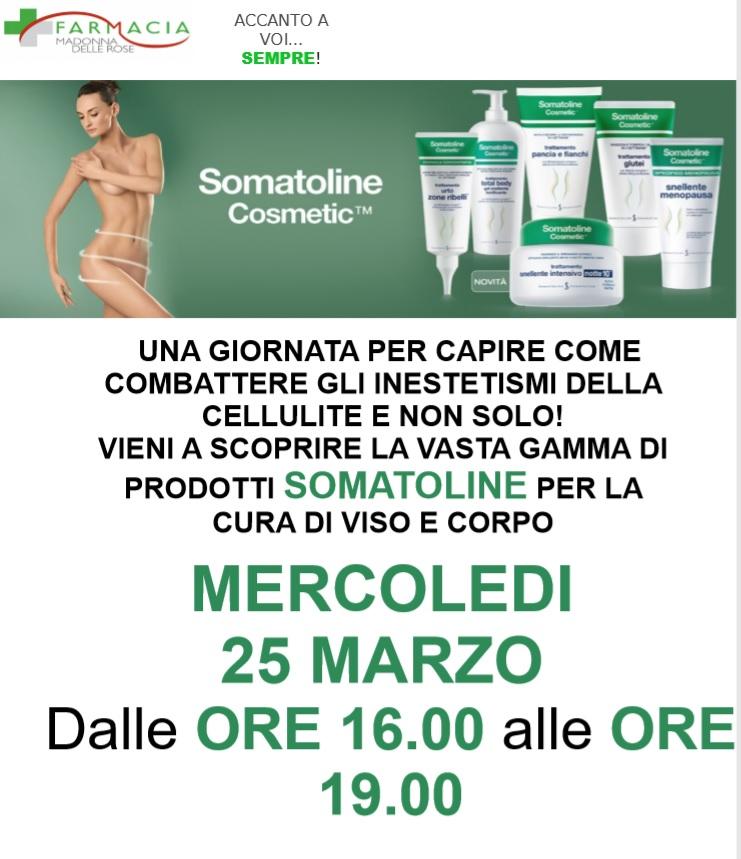 25 MARZO SOMATOLINE